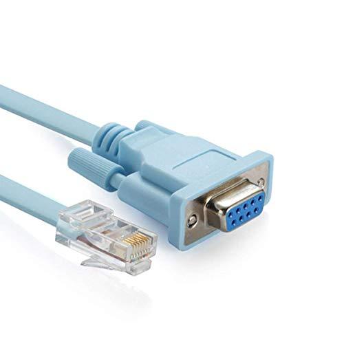 Cisco 72–3383–01–Cavo di Rete (RJ-45, DB9)