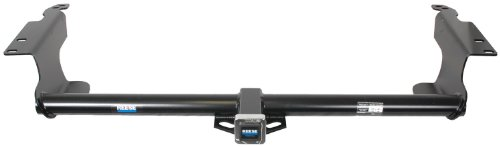 Reese Towpower 44174 Class III Custom-Fit Hitch with 2' Square Receiver opening, includes Hitch Plug Cover