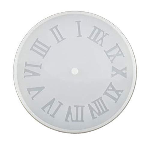 Timetided Crystal Epoxy Watch Silikonform Glatte und leicht zu entformende Silikonform Multifunktionale Silikonformen