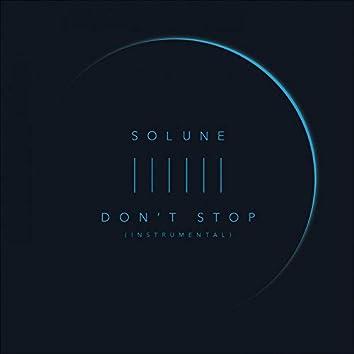 Don't Stop (Instrumental)