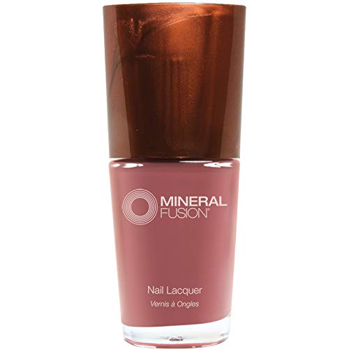Mineral Fusion Nail Polish, Rose Quartz, 0.33 Ounce (Packaging May Vary)