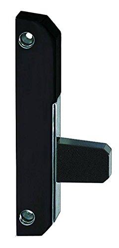 Schubladenverschluss 6190 Länge 185mm Breite 23,5mm nicht abschließbar EP rechts/links Kunststoff/Metall