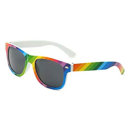 Gafas Sol Deportivas para Niñas Y Niños, La Mejor Seguridad Y Protección con Filtro Solar UV400, para Actividades Al Aire Libre,Adult