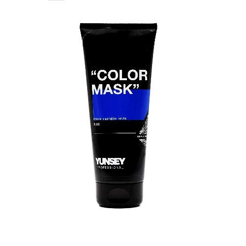 YUNSEY COLOR REFRESH MASK AZUL BLUE 200 ML