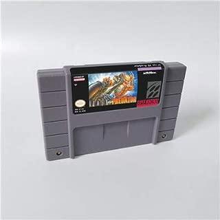 Game card - Game Cartridge 16 Bit SNES , Game Alien VS Predator - Action Game Card US Version English Language