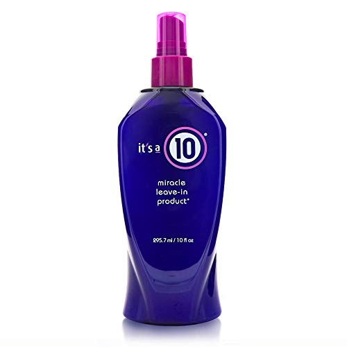 It's a 10 Haircare Miracle Leave-In Product, 10 fl. oz