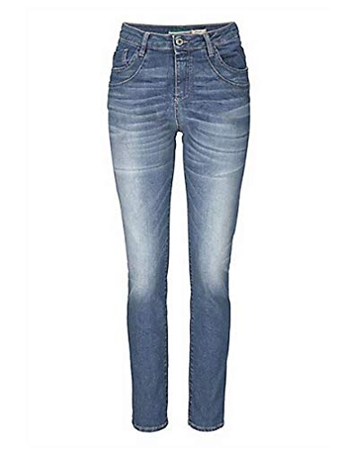 Please Jeans Damen P78U Now in Blue Denim (XS/36)