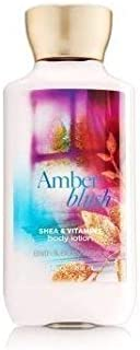 Bath and Body Works Amber Blush Shea and Vitamin E Lotion 8 Ounce