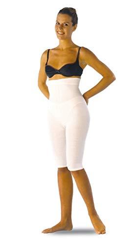 TUBIFORM - Pantalón talla grande, Blanco
