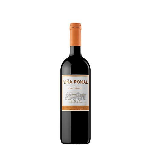 VIÑA POMAL Ecológico - Vino ecológico - Tinto Rioja 100% Tempranillo - 75cl