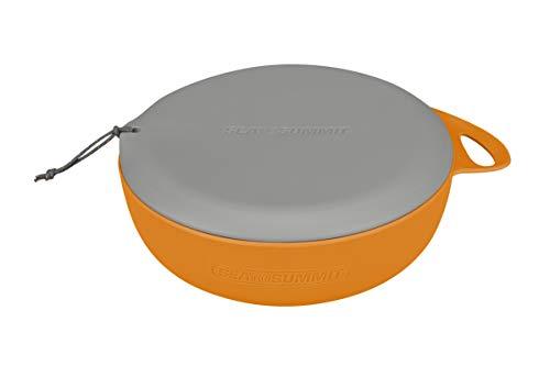 Sea to Summit Delta Bowl with Lid (Orange)