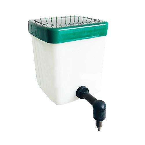 Mimei Fontanelle Automatiche per Animali Domestici Bottiglie d Acqua per Piccoli Animali Non Gocciolanti Fontane d Acqua Sospese A Palla di Coniglio Noble