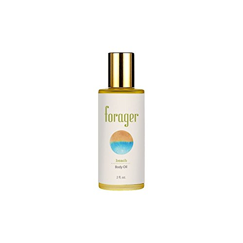 Forager Botanicals Beach All Natural Body Oil