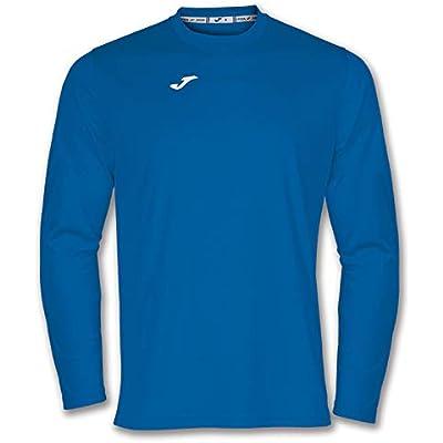 Joma 100092.700 - Camiseta de equipación de Manga Larga para Hombre, Color Azul Royal, Talla M