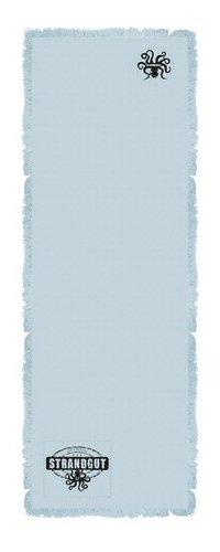 GARDENho.me Strandgut07 Tischläufer hellblau 120 x 40 cm