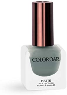 Colorbar Nail Lacquer with Keratin and Almond Oil, 12 ml Model (number/Name) 1228-Submarine