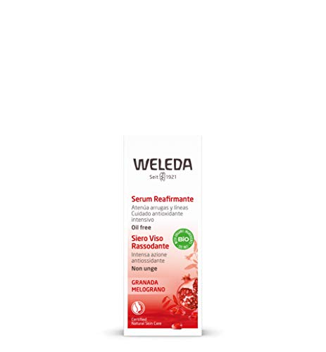 Weleda Pomegranate Firming Face Serum - 30ml - PACK OF 3