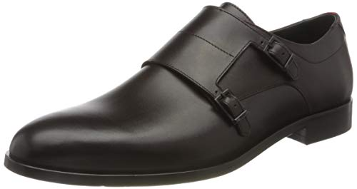 HUGO Herren Midtown Bure MONK, Dark Red601, 44