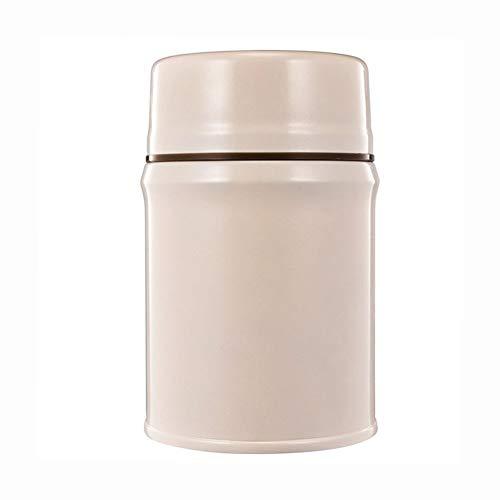 Thermos Foogo de acero inoxidable de vacío frasco de alimento aislado para niños 290ml