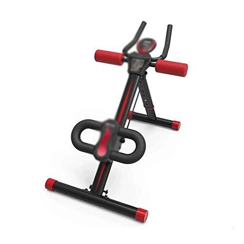 UIZSDIUZ Sit-up Junta - Bench Press Fitness Abdominales Junta, Lazy Abdominal Abdomen Ejercicio Fitness Equipment Cintura Fina de la Belleza de la Cintura de la máquina 106 * 58 * 70cm