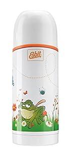 Esbit Isolierflasche Kids Frosch, Weiß, 0,35 Liter, 1899070