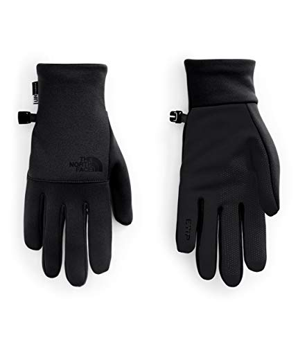 The North Face Etip Recycled Glove, TNF Black, Medium