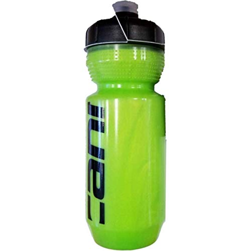 Cannondale Logo Gripper Insulated Isolier Fahrrad Trinkflasche/Thermoflasche 0.55L grÃŒn