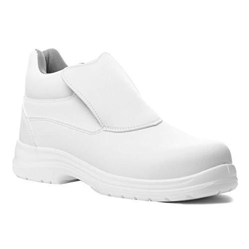 Chaussures de sécurité pour les services hospitaliers - Safety Shoes Today