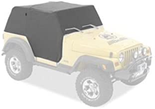 Bestop 81038-09 Charcoal All Weather Trail Cover for 2004-2006 Wrangler TJ Unlimited