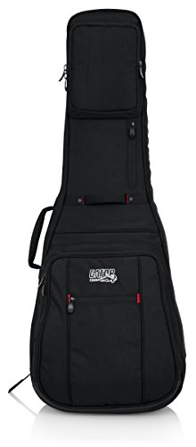 Gator Cases Pro-Go Ultimate Guitar Gig Bag; Fits Classical Style Acoustic Guitars (G-PG CLASSIC)