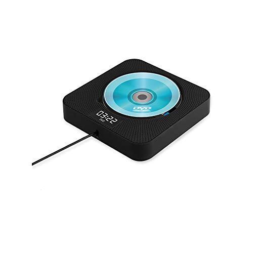 XISEDO Externes DVD Laufwerk CD/DVD Ladegerät CD/DVD RW Burner Writer Drive DVD ROM Player External CD RW DVD RW/CD RAM/DVD RAM Drive for Android Autoradio, Laptop, PC, Desktop Computer (Schwarz)