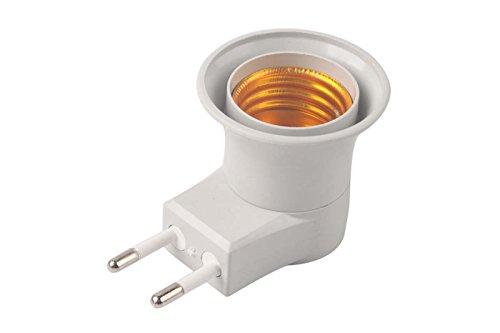 Seb BES 11156 Lampen-Adapter, Steckdose, 220 V Holder