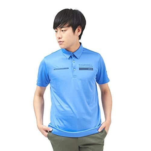 [スリクソン] ゴルフウェア 長袖シャツ ハンソデシャツ メンズ 3Lメンズ(XO) ブルー