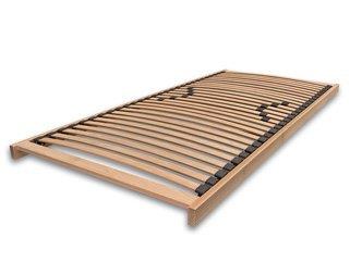 4betterdays Metallfreier Lattenrost 90 bis 140 cm Breite und Sonderlängen (120x220 cm) Handarbeit aus Deutschland