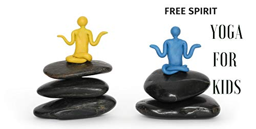 Yoga for kids: Free spirit (English Edition)