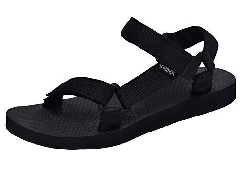 riemot Sandalias Mujer Hombre, Zapatos Verano para Caminar, Sandalias de Senderismo, Trekking,...