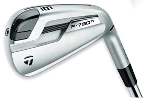 Check Out This TaylorMade Golf P790 Ti-2020 Forged Irons 4-AW NS Pro 950GH Stiff MRH