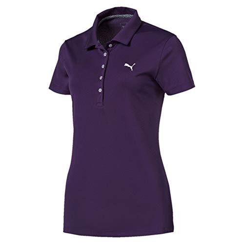 PUMA Polo Golf Pounce pour Femme Indigo XL