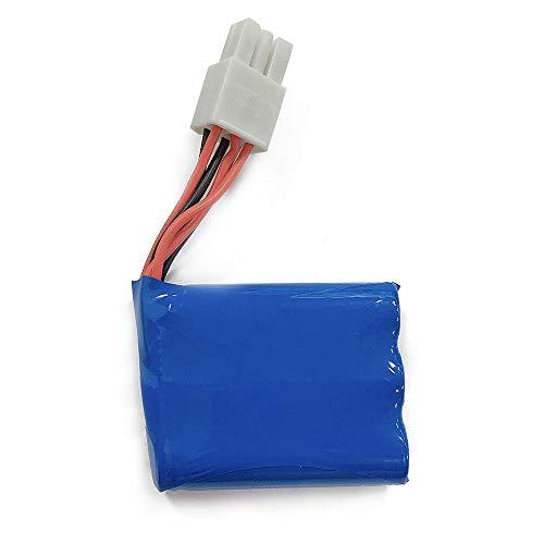 GoStock 9116 RC Autos Ersatzbatterie, wiederaufladbare Ersatzbatterien für ferngesteuertes Auto Li-Ion 9.6V 700mAh