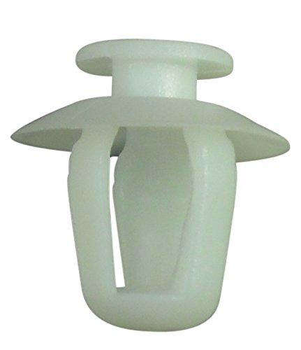 20 x Citroen Remaches Plásticos - Clip Moldura Puerta Exterior Citroen Saxo Xsara - Coche Grapas - Franqueo libre!
