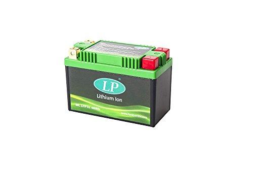 Accossato ML LFP14-1200 Batteria al Litio per Moto Guzzi Stelvio, 1200