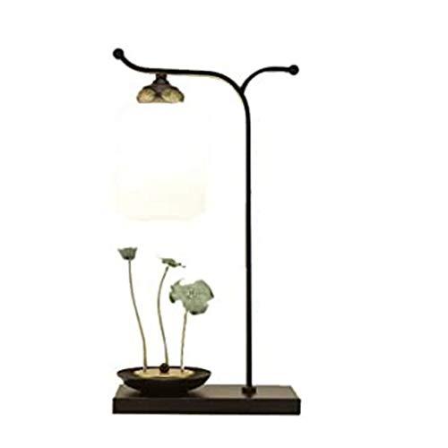 SPNEC Dormitorio lámpara de Mesa, lámpara de Mesa Moderna Minimalista Sala de Estar Creativa lámpara de cabecera
