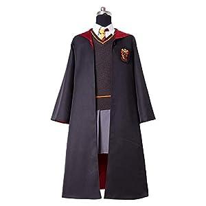 mrcos ハロウィン コスプレ Hermione Granger ハーマイオニー グレンジャー コスプレ 衣装 女性L