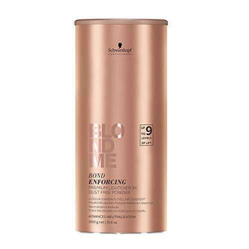 Schwarzkopf BlondMe XXL Bond Enforcing Premium Lightener 9+ Dust Free Powder - 900g / 31.6 oz