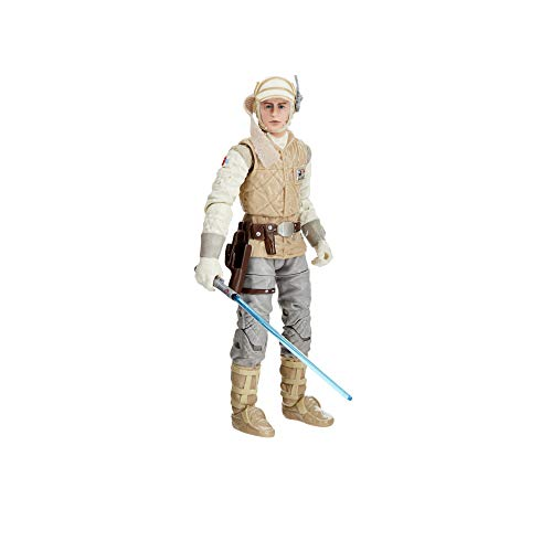 Figura de 15cm de Luke Skywalker (Hoth) de Star Wars: El Imperio contraataca de Star Wars The Black Series Archive
