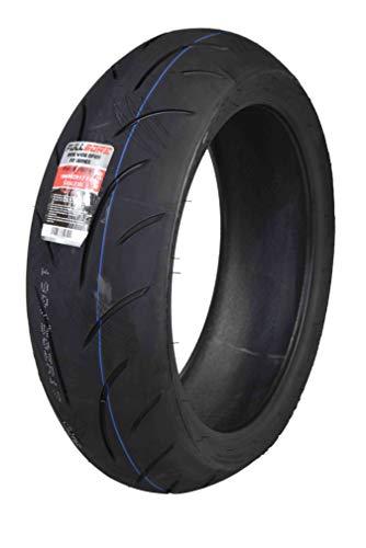 Full Bore F2 Series 190/50ZR17 Rear Radial Motorcycle Sport Bike Tire Single 190/50-17 (190/50ZR17 Rear)