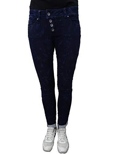 Buena Vista Hose Malibu Stretch Sweat Jeans JoggJeans Jogger (XS, Blue Botany)