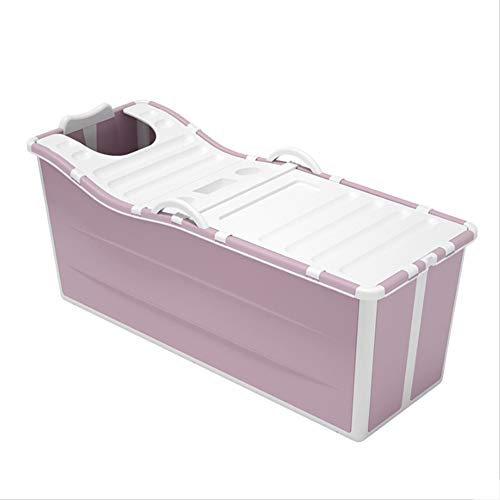 Great Price! GLY Portable Bathtub Foldable Bathtubs for Adults Baby Toddlers, Soaking Tub in Shower ...