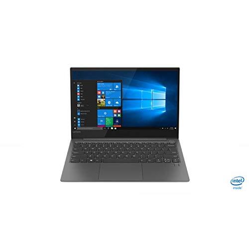 Lenovo Yoga S730 - Ordenador portátil Ultrafino 13.3' FullHD (Intel Core  i5-8265U, 8GB RAM, 256GB SSD, Intel UHD Graphics 620, Windows 10 Home) Gris - Teclado QWERTY Español