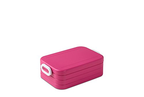 Rosti Mepal 107632072400Take A Break Midi Box Mittagessen ABS pink 18,5x 12x 6,5cm